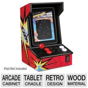 Ion Audio Arcade Cabinet for iPad
