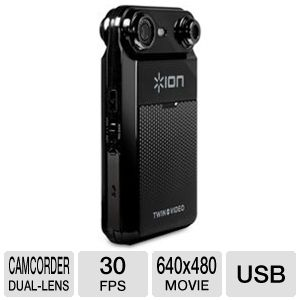 Ion Audio Dual-Lens Camcorder