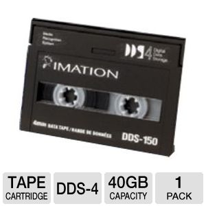 Imation 4MM DDS-150 Data Cartridge (DDS-4)