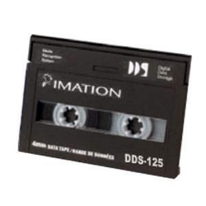Imation 4MM DDS-125 Data Cartridge (DDS-3)