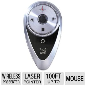 SMK-LINK VP4350 Presentation Remote wth Mouse