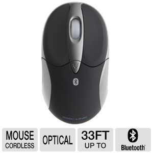 SMK-LINK Rechargeable Bluetooth Notebook Mouse