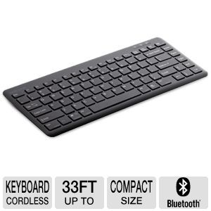 SMK-LINK Bluetooth Compact Keyboard for Tablets