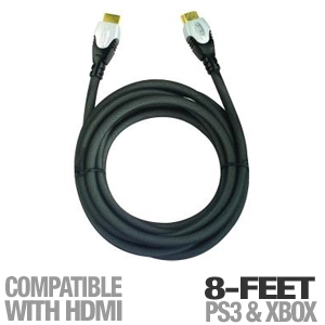 Intec G5222 PS3/ Xbox 360 HDMI Cable
