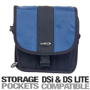 Intec G1835 DSi/DS Lite Console Case
