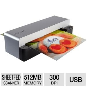 IRISCard Anywhere 4 Sheetfed Scanner
