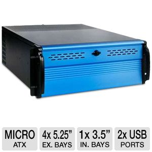 iStarUSA 4U Hotswap Rackmount Chassis