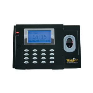 WaspTime v5 Std Biometric Time and Attendance