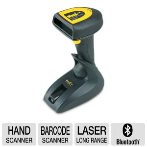 Wasp WWS 850 Scanner & USB Base
