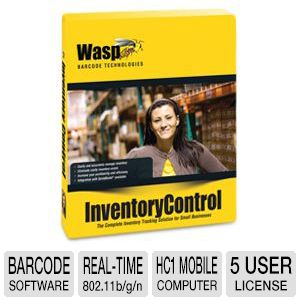 Wasp Barcode RF Enterprise Solution