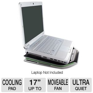 iGO Arctic Cooling Pad for 17&quot; Laptops