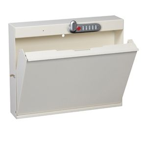 Intellerum LTL-2C Electronic Lock NoteBook Locker