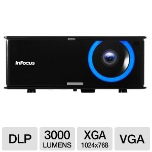 InFocus IN2114 Network XGA Projector