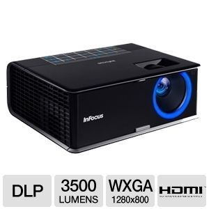 Infocus IN3116 Network WXGA Projector