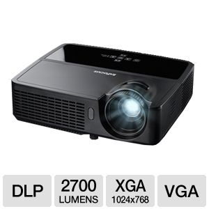 Infocus IN114 XGA Portable 3D DLP Projector