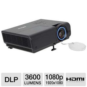 Infocus IN3118HD 1080p Projector, HDMI