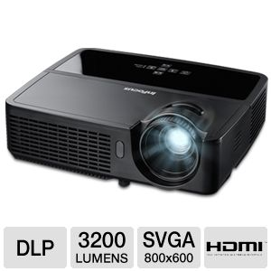 Infocus IN122 SVGA (800x600) Projector , HDMI