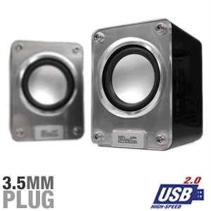 Klip Xtreme KES-210 2.0 Mini USB Speakers