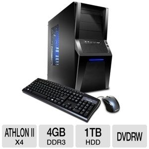 iBUYPOWER Gamer Power 564D3 Gaming PC