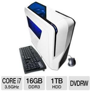 iBUYPOWER Core i7 1TB HDD Gaming PC