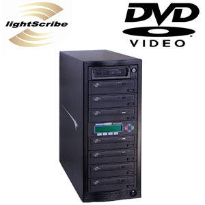 Kanguru DVDDUPE-SHD7 DVD Duplicator w/ 500GB HD