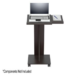 Inval MLP-5020 Rolling Laptop Cart