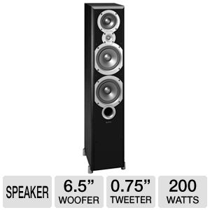 Infinity P363BK Primus Floorstanding Speaker