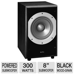 Infinity PS38BK Primus Powered Subwoofer