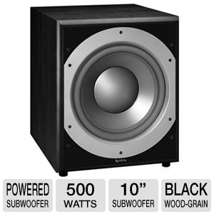 Infinity PS410BK Primus Powered Subwoofer