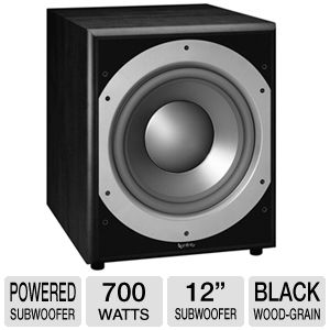 Infinity PS312BK Primus Powered Subwoofer