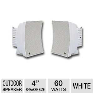 Infinity Outrigger Jr 2-Way Speakers - White