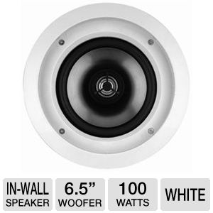 "Infinity CS60R 2-way, 6.5"" In-Ceiling Speaker"