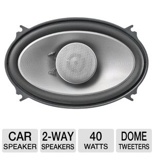 Infinity REF6432CF 2-Way Car Loudspeakers