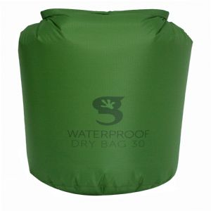Waterproof Compression Dry Bag 30L or 7.9 gal-Grn