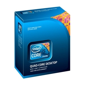 Intel Core i5 750 Processor