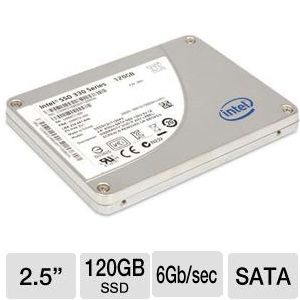 Intel 330 120GB Solid State Drive