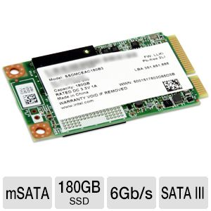 Intel SSD 525 Series 180GB SATA III SSD