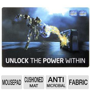 Intel Promo: Mouse Pad GamePad