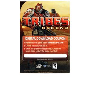 Intel Promo Tribes: Ascend - Download Game Coupon