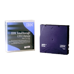 IBM LTO Ultrium3 Tape 400GB