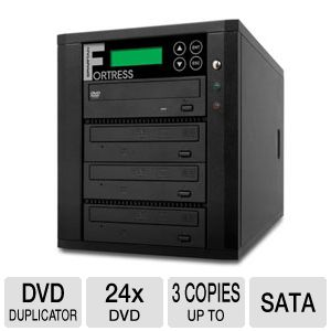 Ily Spartan Pro Fortress 1:3 CD/DVD Duplicator