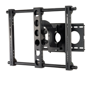 "Interion Large Full Motion Mount for 34-60"" REFURB"
