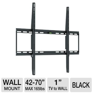"Interion OnWall Low Profile Mount for 42""-70"" TVs"