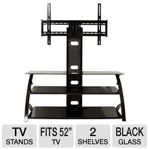 Cravin TDDPF44B TV mount Flat Panel TV Stand