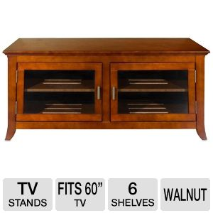 Cravin TDLAP50 walnut finish TV Credenza
