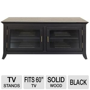 Cravin TDLAP5022B Black finish TV Credenza