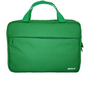 Inland Notebook Case - Green, 15.6""