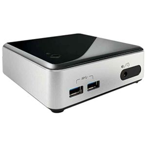 Intel Next Unit of Computing Kit Mini PC Barebones