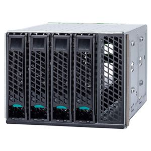 Intel Hot-Swap Drive Cage - Kit - storage drive