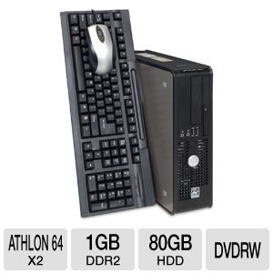 Dell OptiPlex GX740 Desktop PC
